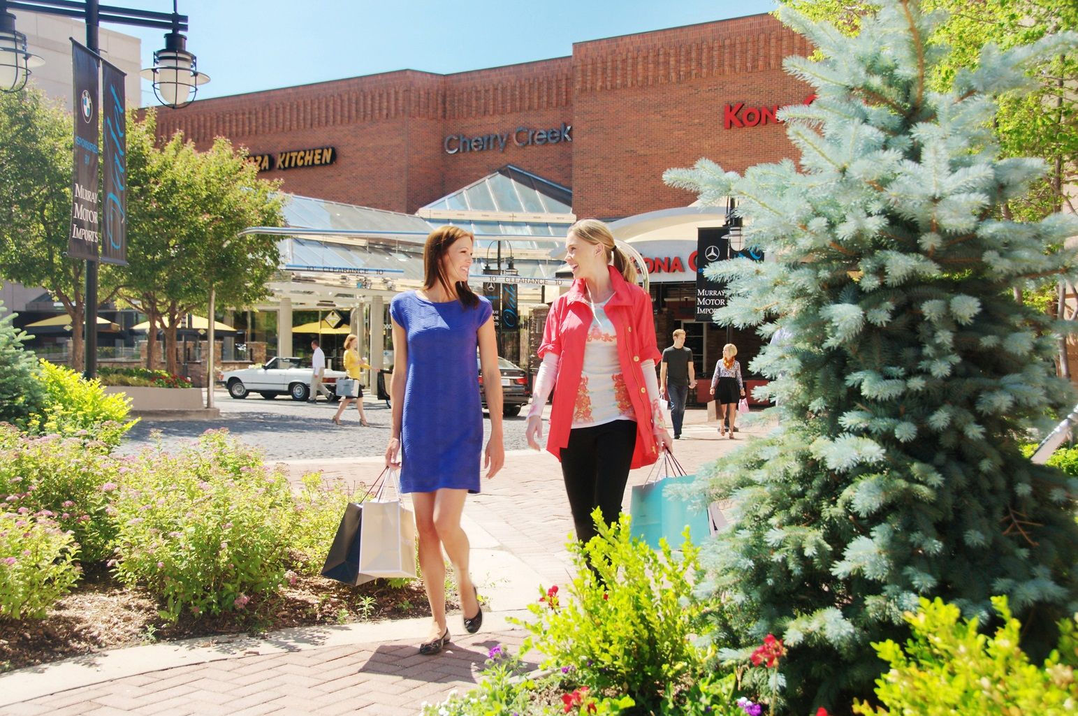 Things to do in Denver - Cherry Creek Shopping Center