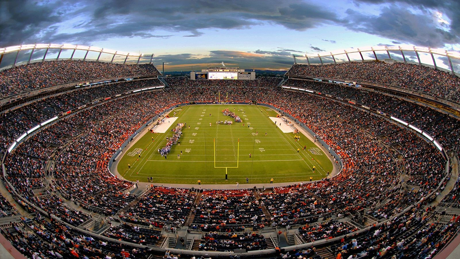 Sports Authority Field at Mile High Stadium