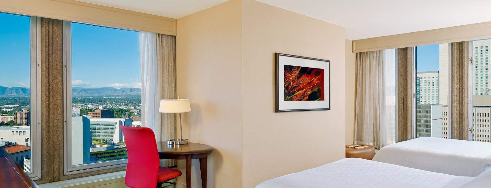 Hotel Accommodations in Denver | Sheraton Denver Downtown Hotel